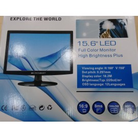 "Desktop Personal computer | Microsmart 15.6"" Monitor | Esonic G41 MotherBoard | Core 2 duo Processor"