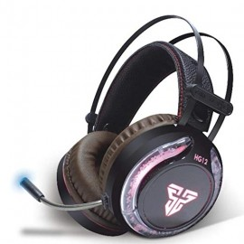 Fantech HG-12 Gaming Headset  Stereo LED Headphones With Mic
