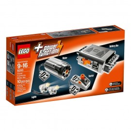 LEGO 8293 Power Functions Motor Set - Kids Toys & Games