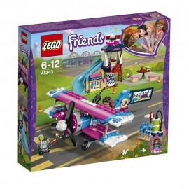 LEGO 41343 Heartlake City Airplane Tour - Kids Toys & Games