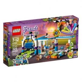LEGO 41350 Spinning Brushes Car Wash - Kids Toys & Games