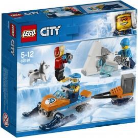 LEGO 60191 Arctic Exploration Team - Kids Toys & Games