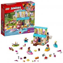 LEGO 10763 Stephanie's Lakeside House - Kids Toys & Games