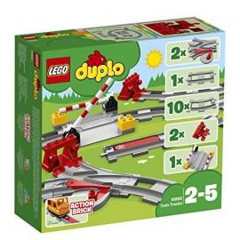 LEGO 10882 Train Tracks - Kids Toys & Games