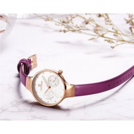 NaviForce Ladies Watch for Women-Purple
