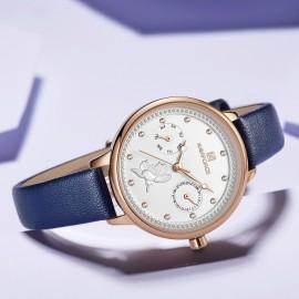 NaviForce Luxury Choronograph Watch for Women –Blue