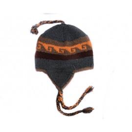 Handmade Warm Cap/Topi with tail