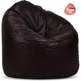 Nudge Moodha Single Seating Brown Bean Bag