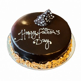 Mexican Chocolate Cake - 2 pounds | Happy Father's Day | Father's Day Special Cake