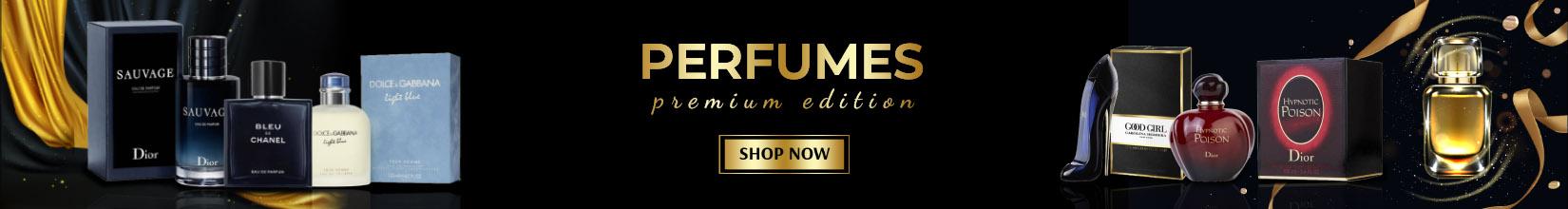 Buy genuine and premium perfumes for both men and women at Choicemandu Online Shopping
