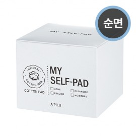 My Self Pad Refill-Cotton