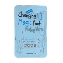 Changing U Magic Foot Peeling
