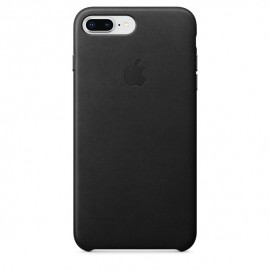 Apple Leather Case for iPhone 8 Plus – Black
