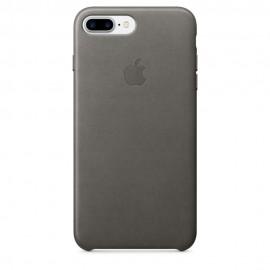 iPhone 7 Plus Leather Case – Storm Grey
