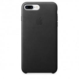 iPhone 7 Plus Leather Case – Black