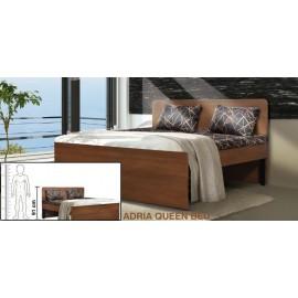Adria Queen Bed Imperial OAk