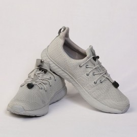 GoldStar Sports Shoes For Men | Light Grey | Made In Nepal