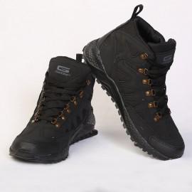 GoldStar Trekking Shoes For Men | Black |Made In Nepal
