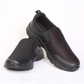GoldStar Sports Shoes For Men | Black | Made In Nepal