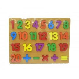 Mathematics Chart / Kids Fun & Games