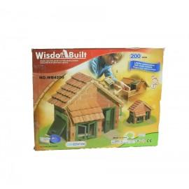Wisdo Build Realistic structure / Kids Toys & Games