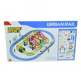 Urban Rail Educational DIY Set / Kids Toys & Games