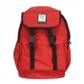 Epic Nylon Clip Backpack With Laptop Compartment - Made in Nepal
