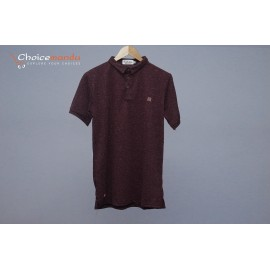 Maroon colour,t-shirt