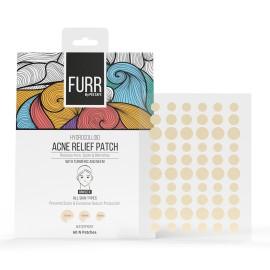FURR By Pee Safe Acne Relief Patches - 60 Patches