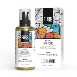 FURR By Pee Safe Natural Hair Tonic - 100ml