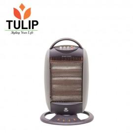 Tulip 1200w 3 Rod Halogen Heater