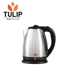 Tulip Steel Cordless Kettle 1.5 LTR - 1000W