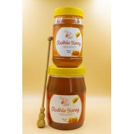 Rudhilo Organic Honey Plastic Jar 450 Gram