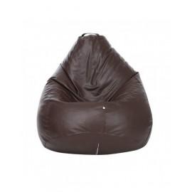 Nudge 3XL Brown Bean Bag Chair