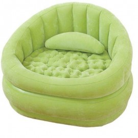 Intex Green Inflatable Chair Sofa-Intex 68563